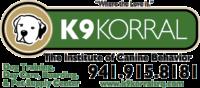 K9 Korral SRQ Logo